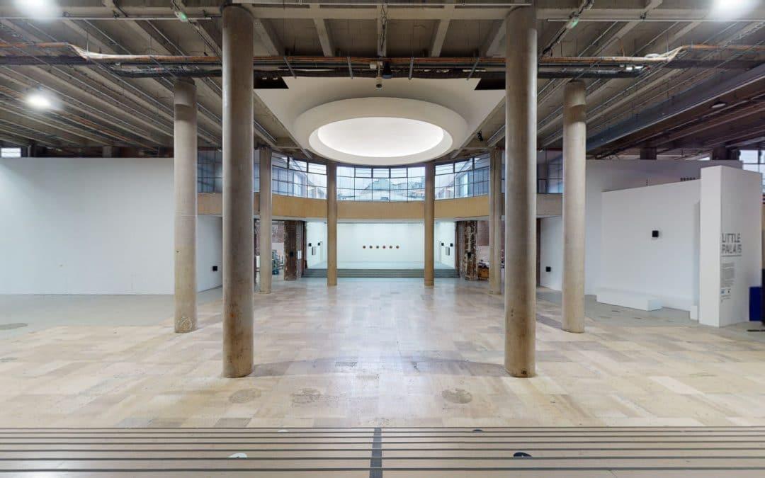 Visite virtuelle Palais de Tokyo